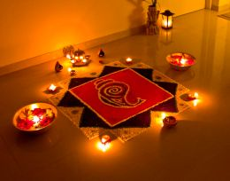 ~ Wish You Happy and Prosperous Diwali…