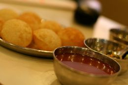 ~ Pani-Puri Recipe: How to Make Crispy 'Puri'