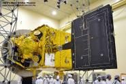 ISRO's Mangalyaan (Mars Orbiter) Satellite Photo: ISRO-India