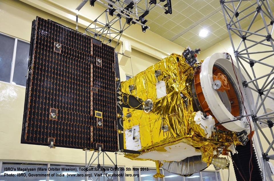 Mangalyaan India Successfully Launched Mars Mission