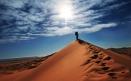 O Traveller Keep on Walking...