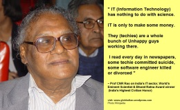 ~ Indian IT Business : Software Coding is Not a Science!
