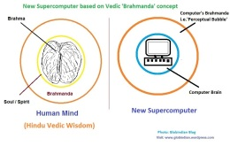 ~ New Supercomputer based on Vedic concept of 'Brahmanda'