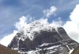 Pleasure & Blissful...Holy Kailasha Mountain..Om Namah Shivay
