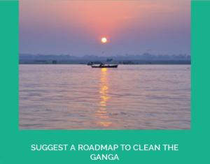 MyGov-Ganga River cleaning