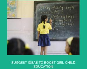 MyGov-Girl Child Education