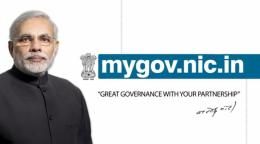 ~ Indian Government launched 'MyGov' portal: A step towards Open Government…