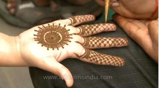 Diwali-Mehandi-Heena-Tattoo