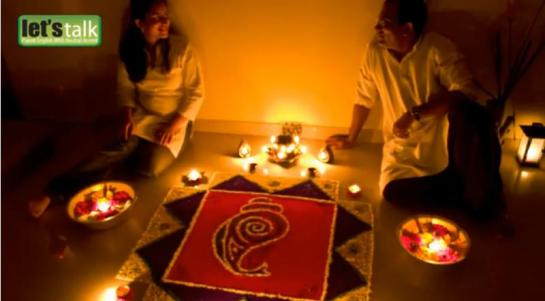 diwlai-Rangoli-Floor Docoration