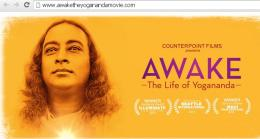 ~ 'AWAKE: The Life of Yogananda' Movie Trailer