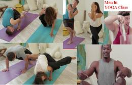 ~ Men Try Yoga For First Time!