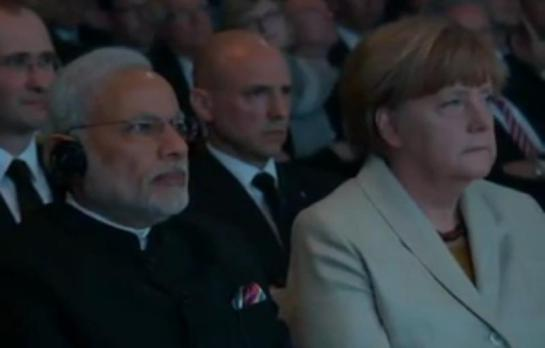 Modi-Markel-India-Germany
