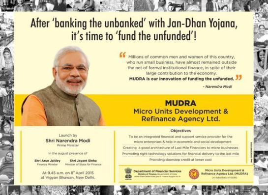 Mudra-Bank-India