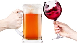 ~ Alcohol consumption has different effects on Women