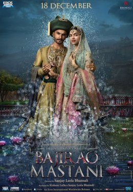 ~ Bajirao Mastani: Unforgettable Love Story of Great Indian Warrior…#BajiraoMastani