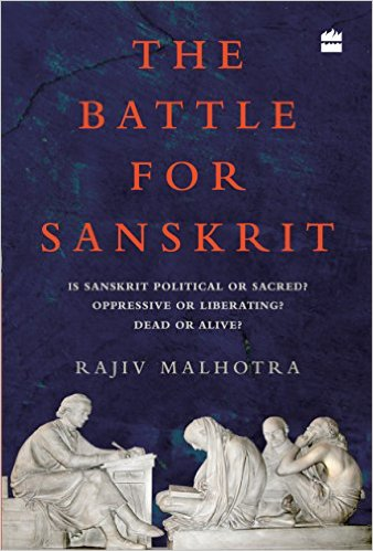 """Battle-For-Sanskrit-By-Rajiv-Malhotra-amazon"""