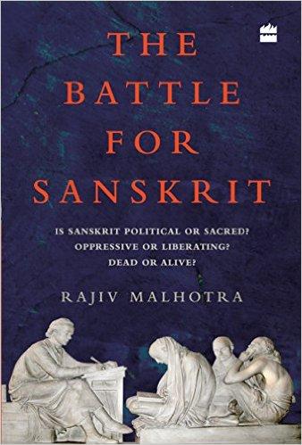"""Battle-For-Sanskrit-By-Rajiv-Malhotra-amazon"""