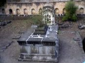 Mastani's funeral place