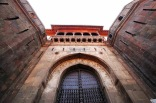 Famous front Gate of Shanivar Wada