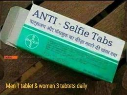 ~ Anti Selfie tablets :))