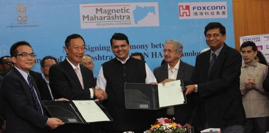 FOXCONN-India-MOU-Press-Meet