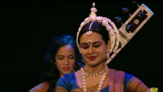 Indian Classical Odissi Dance