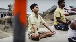 Yoga-Hindu-India