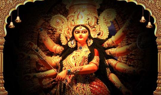 1-Red-Durga-Shailaputri