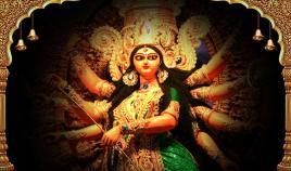 4-Green-Durga-Kushmanda
