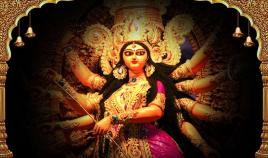 8-Pink-Durga-MahaGauri