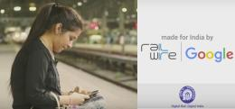 ~ Mumbai Central Railway station got FREE Wi-Fi via RailTEL-Google partnership