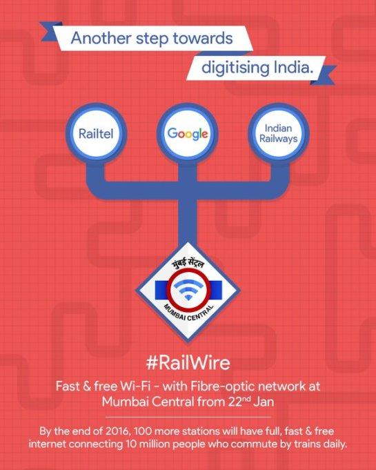 RailTel-GoogleIndia-Free-Wifi