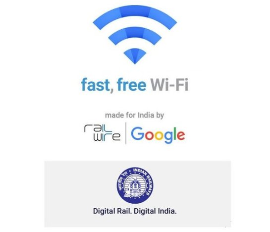 RailWire-Google-India-Free-WiFi