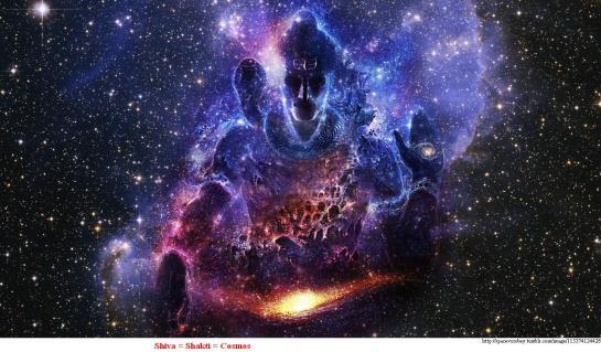 cosmos-shiva-Shakti-Hinduism-India