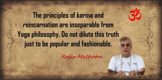 Famous Yoga And Dharma Quotes By Rajiv Malhotra