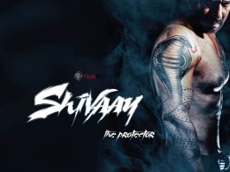 ~  New Movie Trailer and Reviews: SHIVAAY – TheProtector…