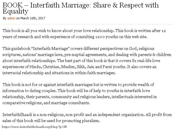 interfaith dating relationship Interfaith, intercultural and interracial marriage  when a relationship has interfaith,  interracial and interfaith relationships have special challenges, .