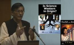 By Decolonizing Mathematics, Decolonize Science and Western education: Prof C K Rajulectures